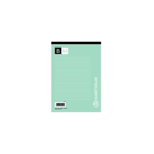 (業務用10セット)ジョインテックス レポート用紙5冊パック A4B罫 P008J-5P