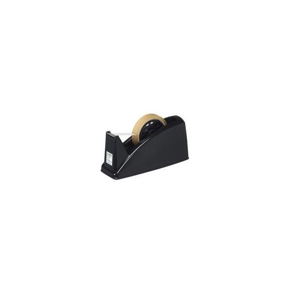 (業務用10セット)プラス テープカッター TC-101E ブラック