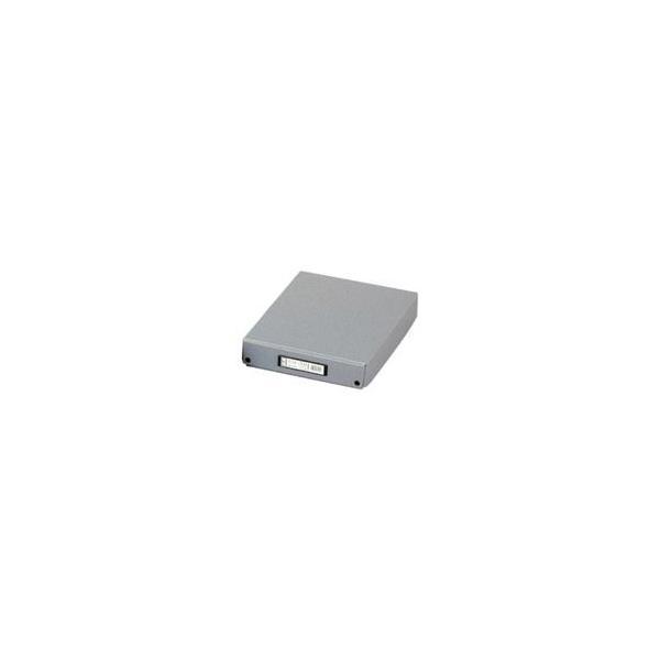 (業務用5セット) LIHITLAB デスクトレー(収納ボックス/書類整理) A4 フタ付き A-717 オフホワイト