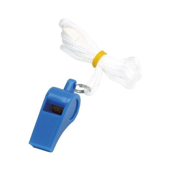 (業務用セット) 銀鳥産業 カラーホイッスル 041-056 青 1個入 〔×20セット〕