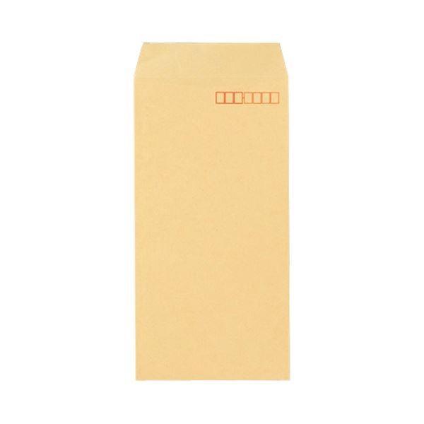 (まとめ) 寿堂 FSCクラフト封筒 長3 70g/m2 〒枠あり 業務用パック 581 1箱(1000枚) 〔×2セット〕