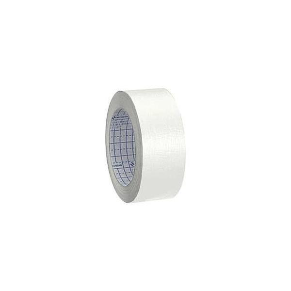 (業務用セット) ニチバン 製本テープ 白 (3.5cm×10m) 〔×10セット〕