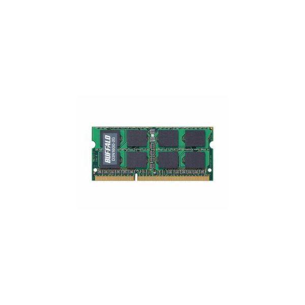 BUFFALO バッファロー D3N1600-2G 1600MHz DDR3対応 PCメモリー 2GB D3N1600-2G