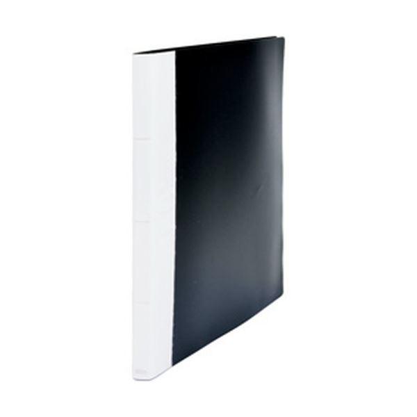 (まとめ)オフィスデポオリジナル クリアファイル A4タテ 20ポケット 1冊〔×20セット〕