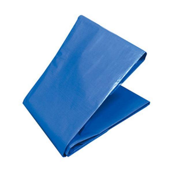萩原工業 防炎ブルーシート#2500匠 3.6×5.4m 1枚