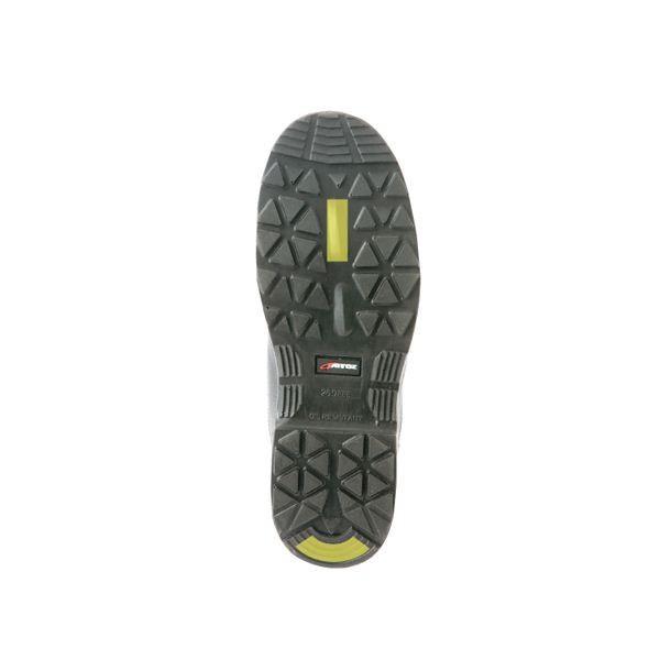 ワンタッチ先芯強度耐滑静電ブーツ 27.5cm