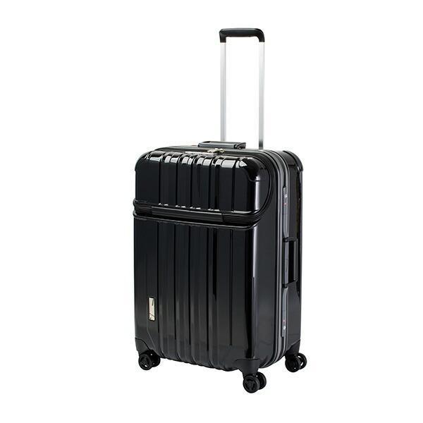 キャリーバッグ Mサイズ 7日間 75L トラストップ スーツケース 旅行 カバン 大容量 代引不可