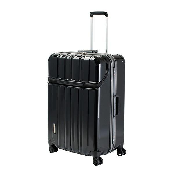 キャリーバッグ Lサイズ 10日間 100L トラストップ スーツケース 旅行 カバン 大容量 代引不可