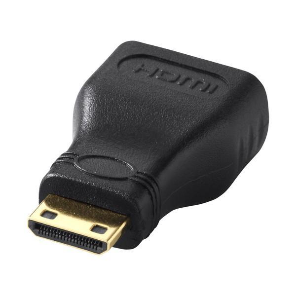 サンワサプライ HDMI変換アダプタミニHDMI AD-HD07M 代引不可