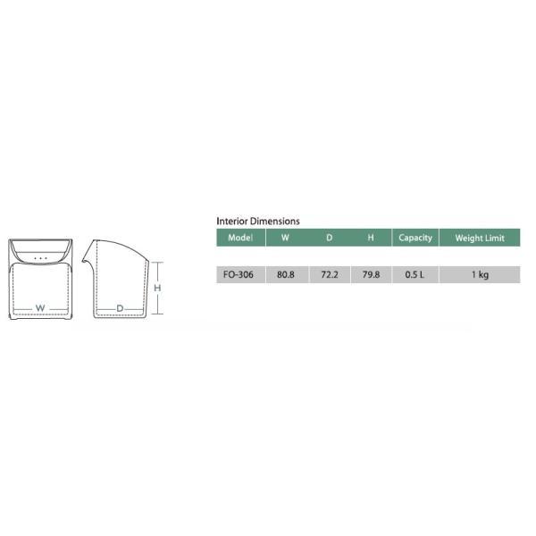 パーツキャビネット 回転式 業務用 部品 収納 SHUTER シューター RFO-690|recoshop|02