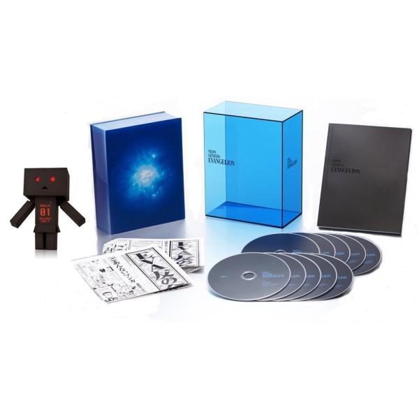 新品 送料無料 Amazon.co.jp限定 新世紀エヴァンゲリオン NEON GENESIS EVANGELION Blu-ray ブルーレイ BOX (ゼーレ リボルテックダンボー・ミニ付) 庵野秀明 PR