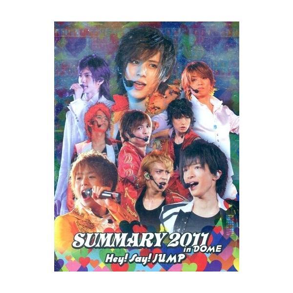 送料無料 Hey!Say!JUMP SUMMARY 2011 in DOME DVD ヘイセイジャンプ ジャニーズ 1903|red-monkey