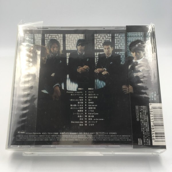 ゴスペラーズ CD G10 アルバム The Gospellers PR|red-monkey|02