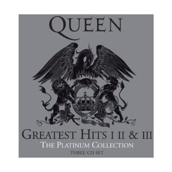 送料無料 Queen クイーン Platinum Collectionプラチナム コレクション 3CD PR|red-monkey