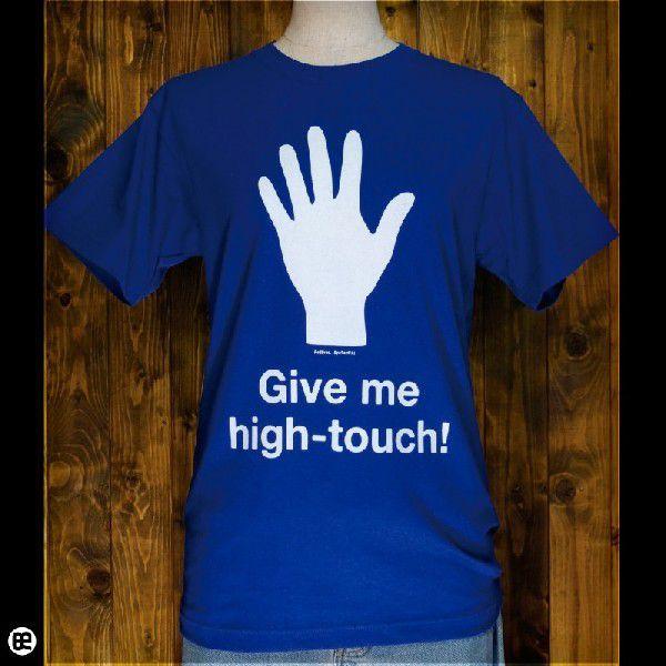 HighTouch ロイヤルブルー 6.2oz半袖Tee SpoTee|redbros