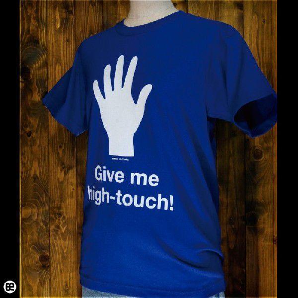 HighTouch ロイヤルブルー 6.2oz半袖Tee SpoTee|redbros|03