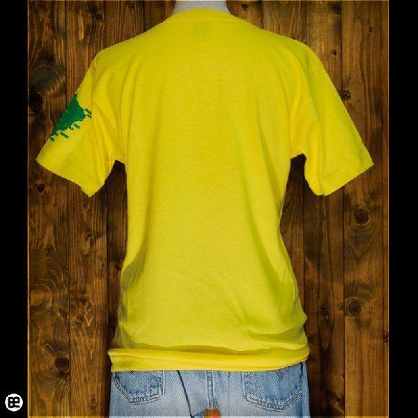 NowBetting : イエロー/6.2oz半袖Tee/SpoTee/サイズ XS,S,M,L/メンズ/レディース/Tシャツ専門店|redbros|02