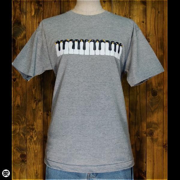 Tシャツ/メンズ/レディース/6.2oz半袖Tシャツ : Peano : ヘザーグレー|redbros