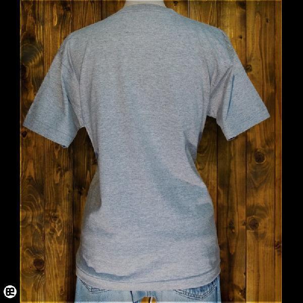 Tシャツ/メンズ/レディース/6.2oz半袖Tシャツ : Peano : ヘザーグレー|redbros|02