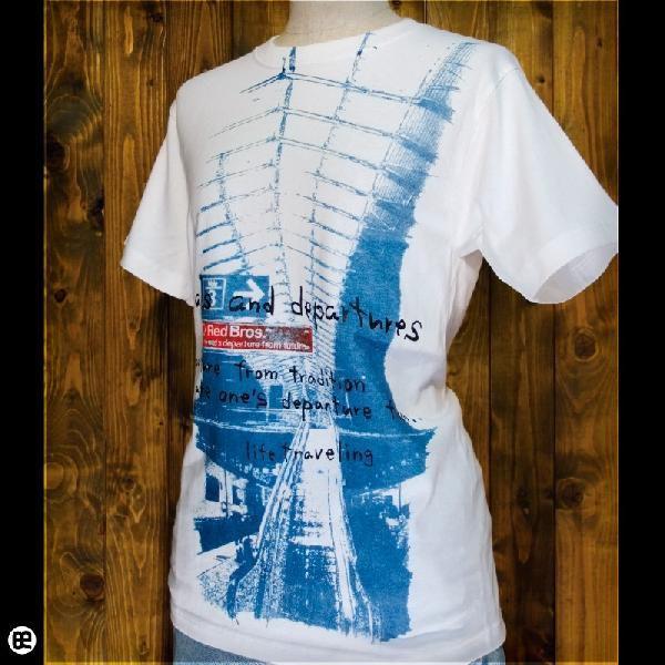 Tシャツ/メンズ/レディース/6.2oz半袖Tシャツ : arrivals : ホワイト|redbros|03