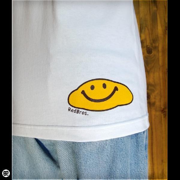 Tシャツ メンズ レディース 6.2oz半袖Tシャツ OMUHAYASHI ナチュラル|redbros|05