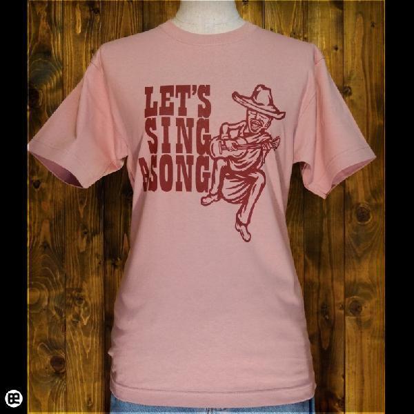 Tシャツ メンズ レディース 6.2oz半袖Tee great adventure ローズウッド|redbros