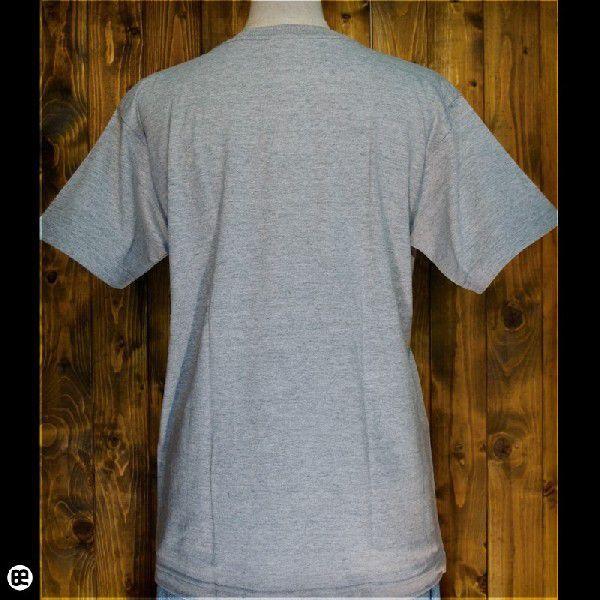Tシャツ/メンズ/レディース/6.2oz半袖Tシャツ : Clarinette : ヘザーグレー|redbros|02