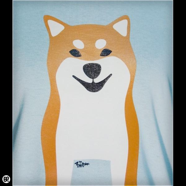 Tシャツ/メンズ/レディース/6.2oz半袖Tシャツ : Shiba Inu(FS) : フロストスカイ|redbros|04