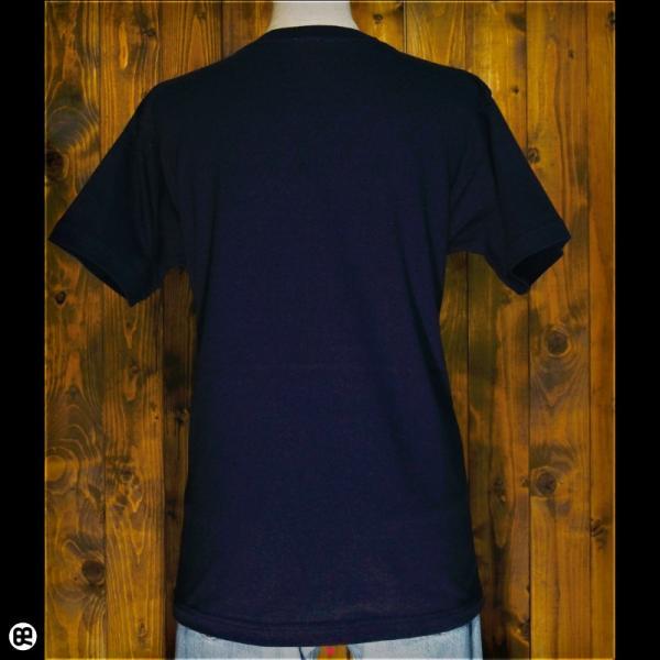 カレー:ネイビー:Tシャツ|redbros|02