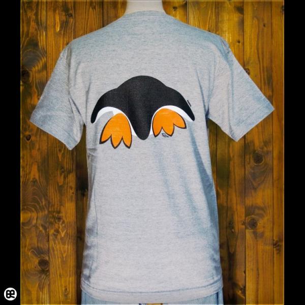 Tシャツ/メンズ/レディース/6.2oz半袖Tシャツ : じぇんつー : ヘザーグレー|redbros|02