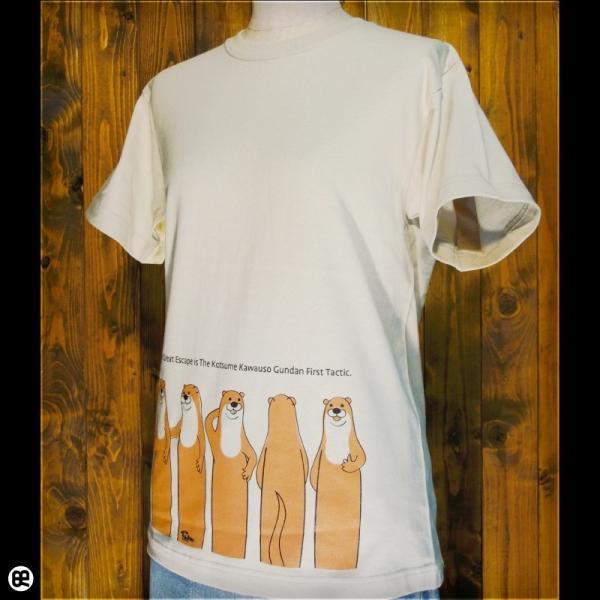 Tシャツ/メンズ/レディース/6.2oz半袖Tシャツ : コツメ軍団 : ストーン|redbros|04