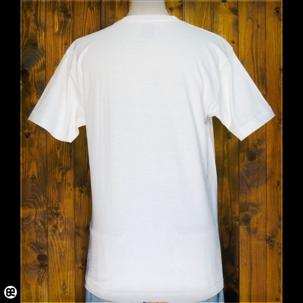 Tシャツ メンズ レディース 6.2oz半袖Tシャツ grandmother ナチュラル|redbros|02