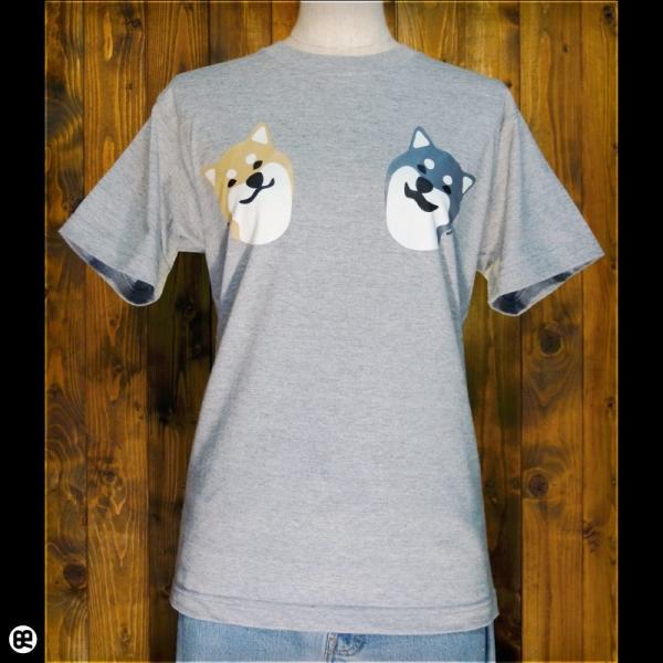 Tシャツ メンズ レディース 6.2oz半袖Tシャツ こましば ヘザーグレー|redbros