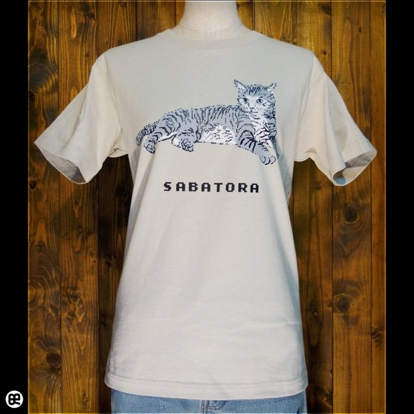 Tシャツ メンズ レディース 6.2oz半袖Tシャツ サバトラドット ストーン|redbros