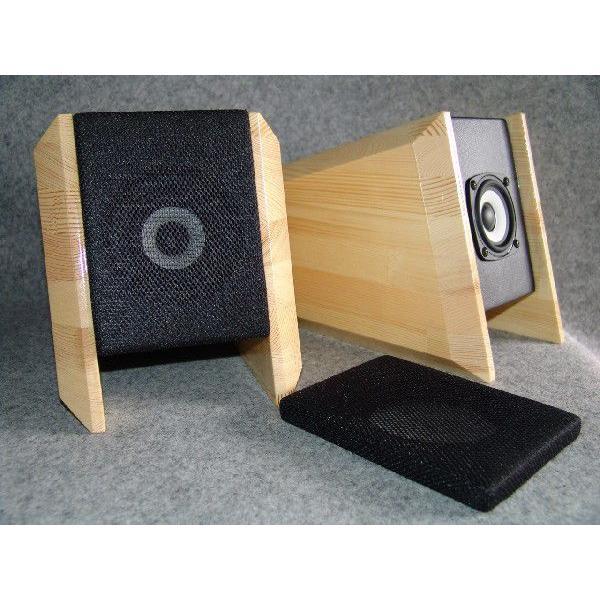 小型BOX入り:8cm高音質フルレンジ<SLR−PUPPY:子犬>新品2本|redzone2019r