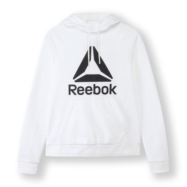 セール価格  リーボック公式 パーカー Reebok 【2018春夏】WOR プルオーバー ロゴ スウェット パーカー|reebok