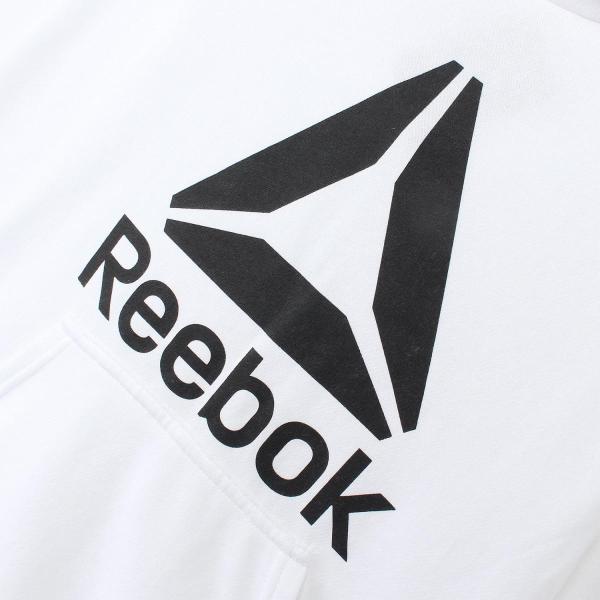 セール価格  リーボック公式 パーカー Reebok 【2018春夏】WOR プルオーバー ロゴ スウェット パーカー|reebok|05