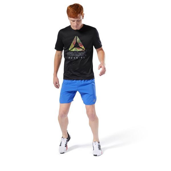 全品ポイント15倍 09/13 17:00〜09/17 16:59 セール価格 リーボック公式 Tシャツ Reebok ランニング グラフィック Tシャツ|reebok|02