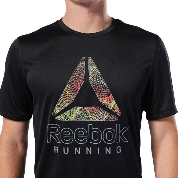 全品ポイント15倍 09/13 17:00〜09/17 16:59 セール価格 リーボック公式 Tシャツ Reebok ランニング グラフィック Tシャツ|reebok|06