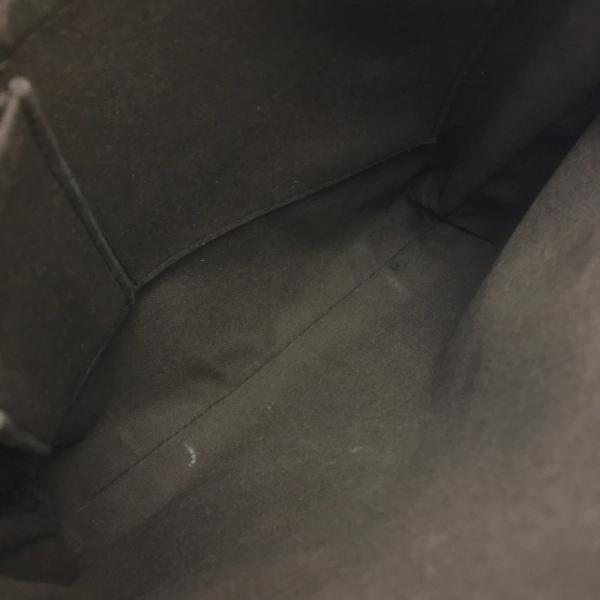 LOUIS VUITTON ルイ・ヴィトン N51210 ブルックリンPM  ダミエ ショルダーバッグ エベヌ レディース 【中古】