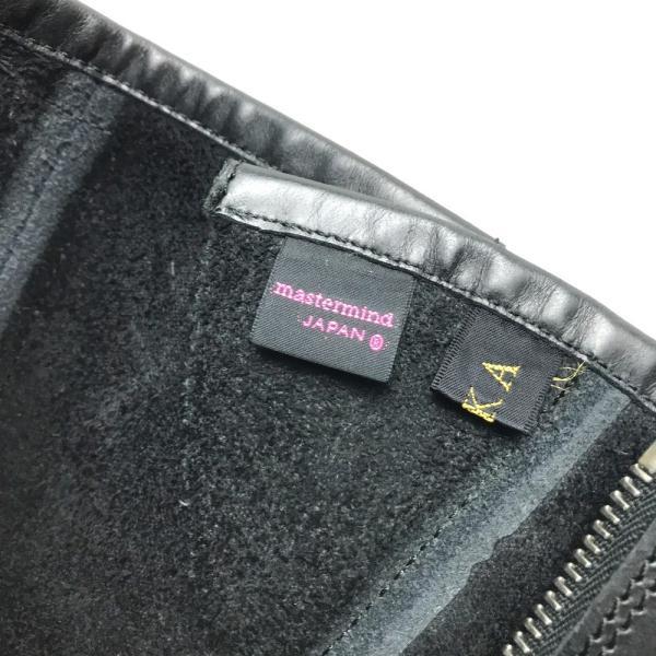 mastermind JAPAN マスターマインドジャパン スカル ブーツ ブラック レディース 【中古】