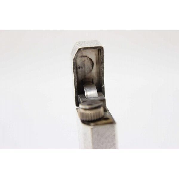 Cartier カルティエ 5角 ガスライター シルバー 【中古】|reference|06