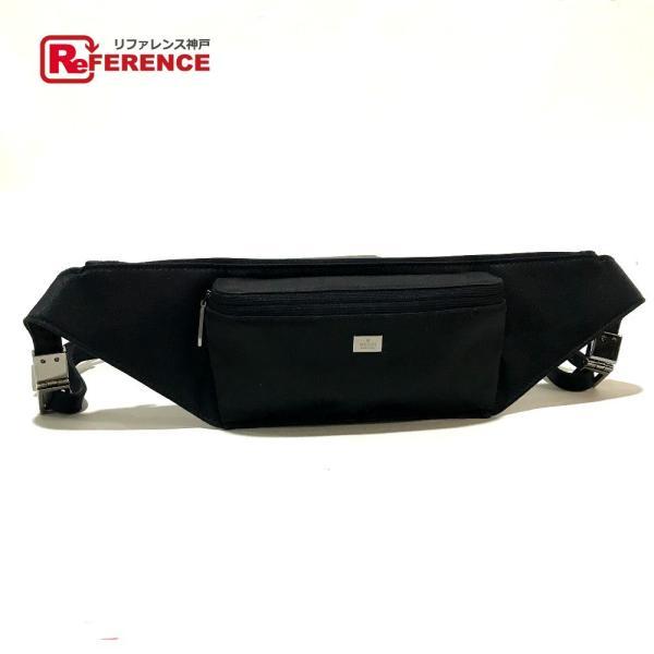 8bea7f5b314e 6 ロゴプレート ボディ ヒップウエスト ブラック レディース005076 ¥37,800