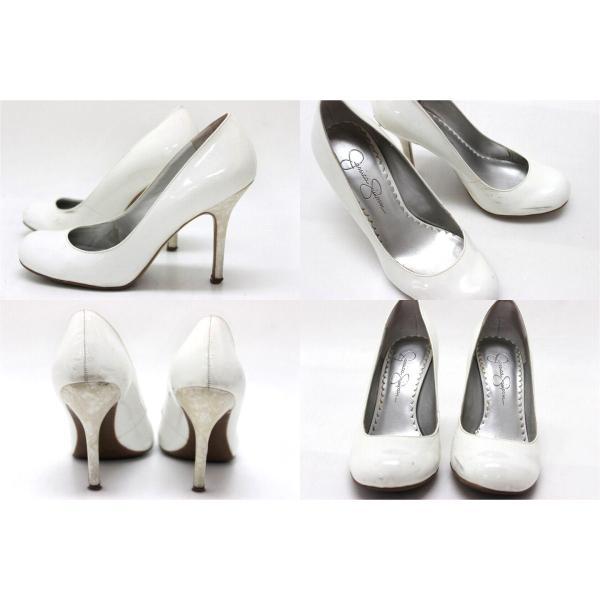 Jessica Simpson ジェシカシンプソン レディース シューズ 靴 パンプス ホワイト レディース