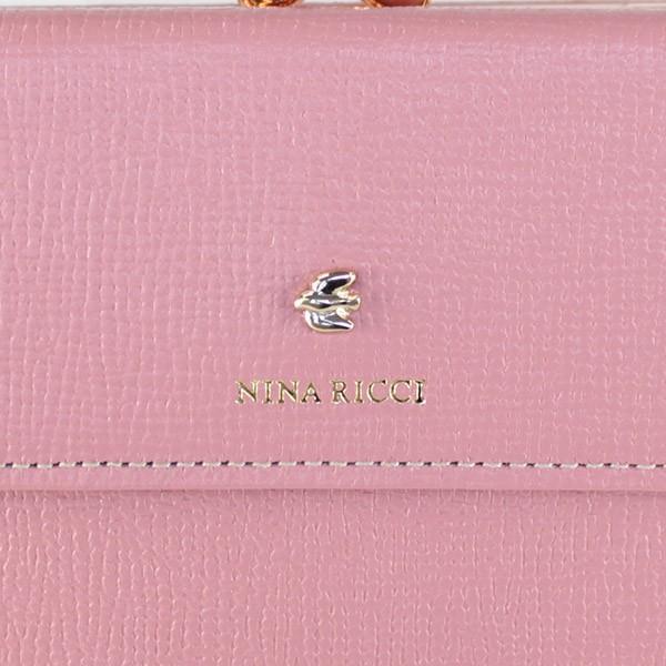 ニナリッチ 財布 レディース 折財布 がま口 カブリオール 85-1204|reformafter|12