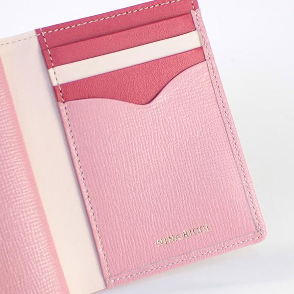 ニナリッチ 財布 レディース 折財布 がま口 カブリオール 85-1204|reformafter|15