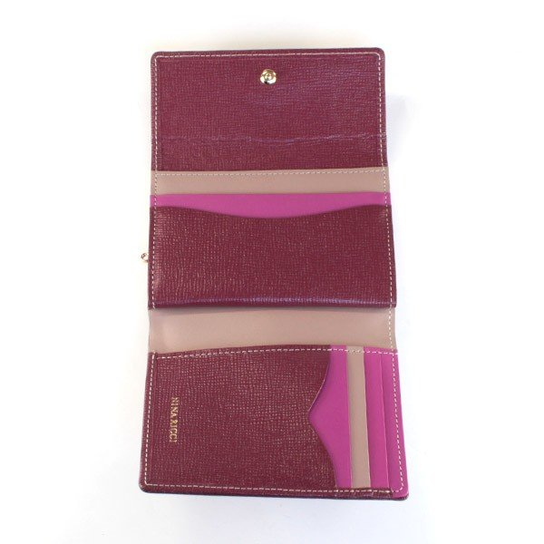 ニナリッチ 財布 レディース 折財布 がま口 カブリオール 85-1204|reformafter|04