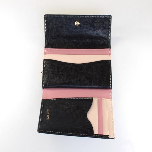 ニナリッチ 財布 レディース 折財布 がま口 カブリオール 85-1204|reformafter|06