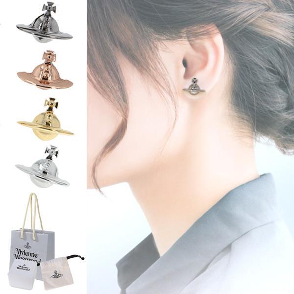 並行輸入品ヴィヴィアンウエストウッド ピアス Vivienne Westwood ヴィヴィアン レディース アクセサリー ソリッドオーブ SOLID ORB 62010038