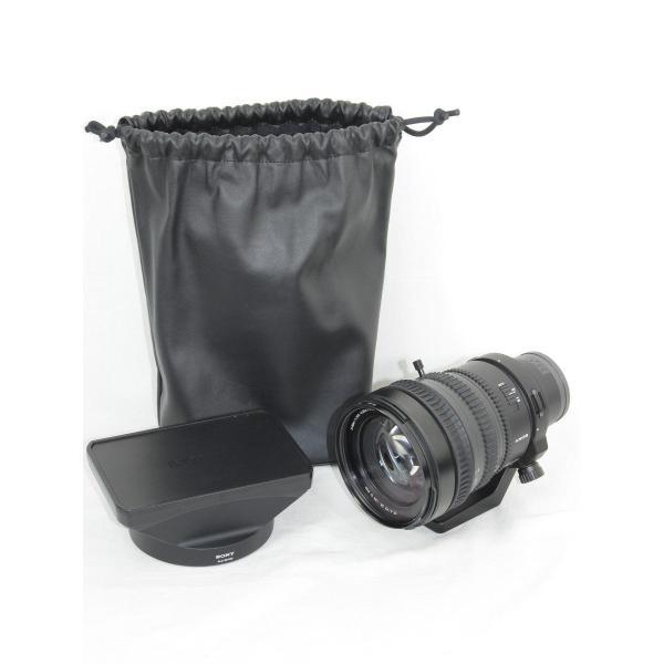 【美品】ソニー FE PZ 28-135mm F4 G OSS SELP28135G レンズケース+αレンズ用フードALC-SH135付き デジタル一眼 α Eマウント用レンズ